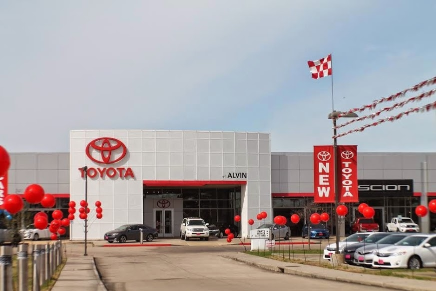 Toyota of Alvin image 4