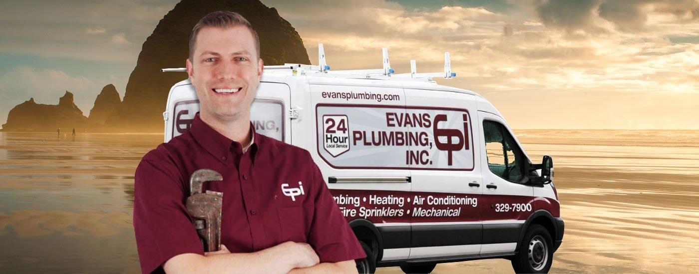 Evans Plumbing Inc image 0