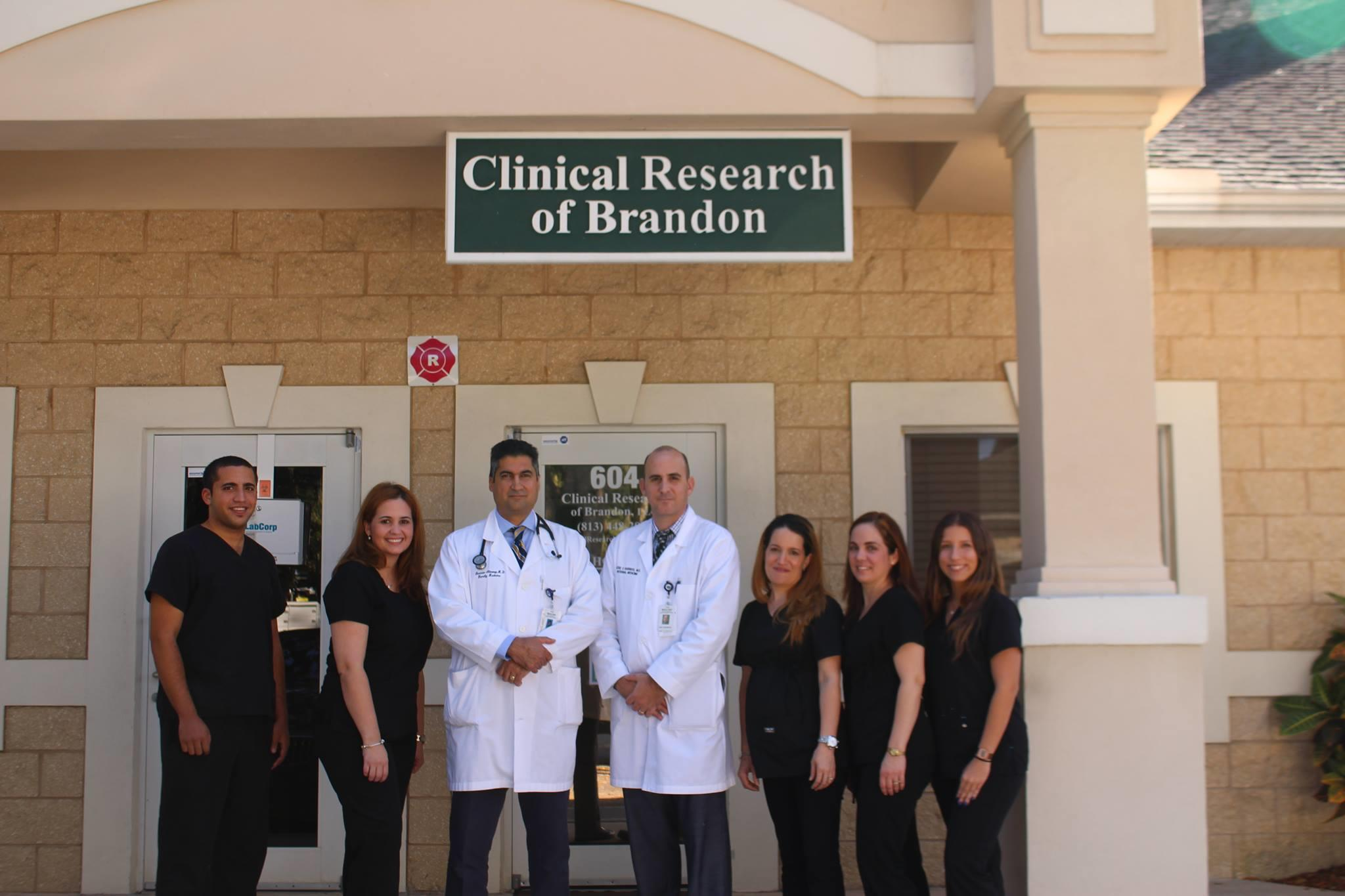 Clinical Research of Brandon LLC image 0