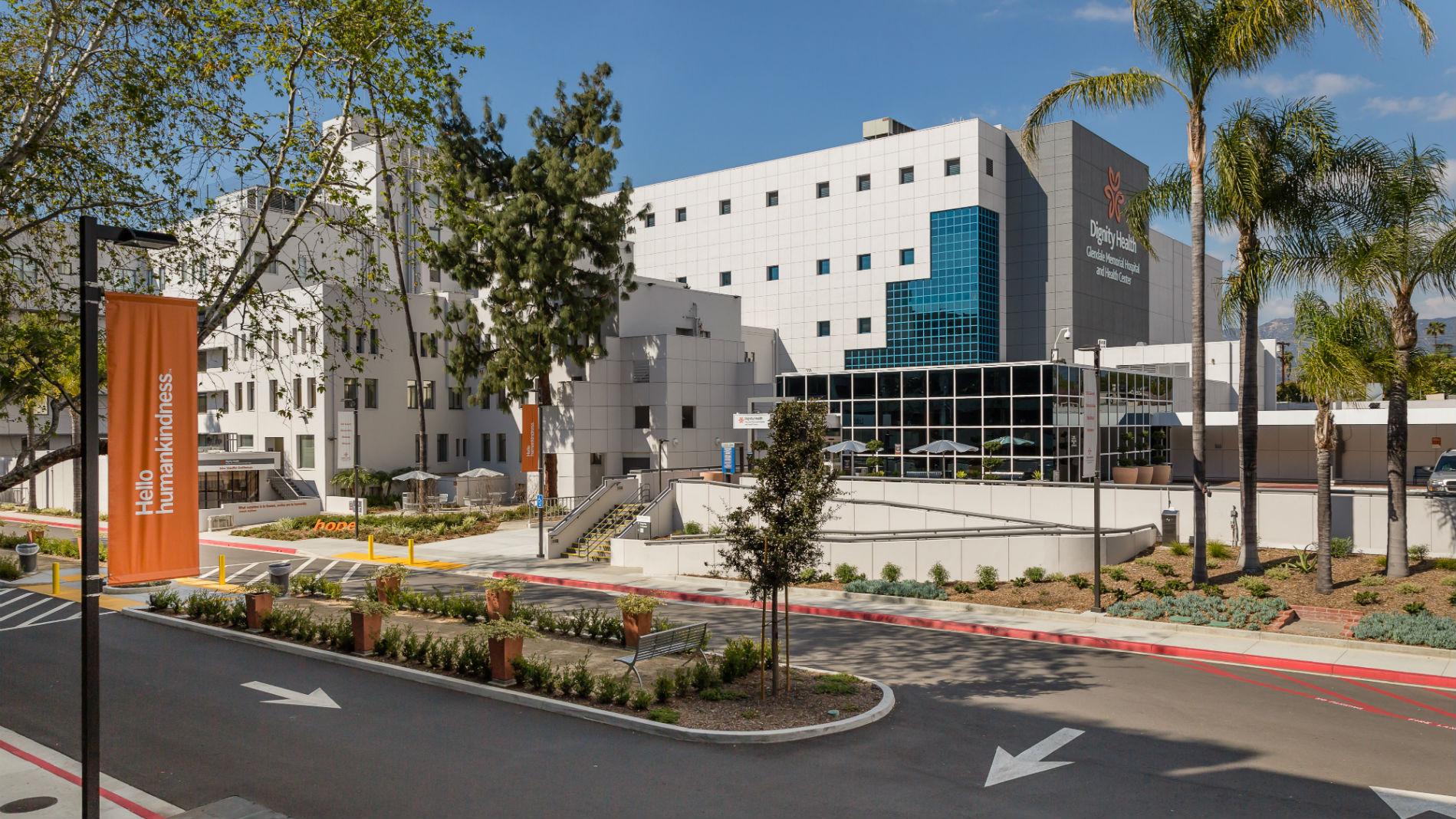 Dignity Health - Glendale Memorial Hospital image 3
