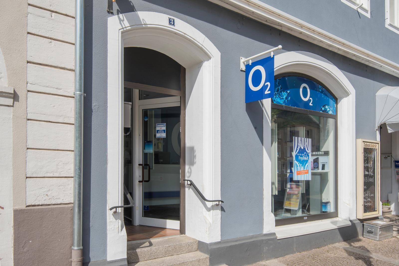 o2 Shop, Markgrafenstr. 3 in Emmendingen