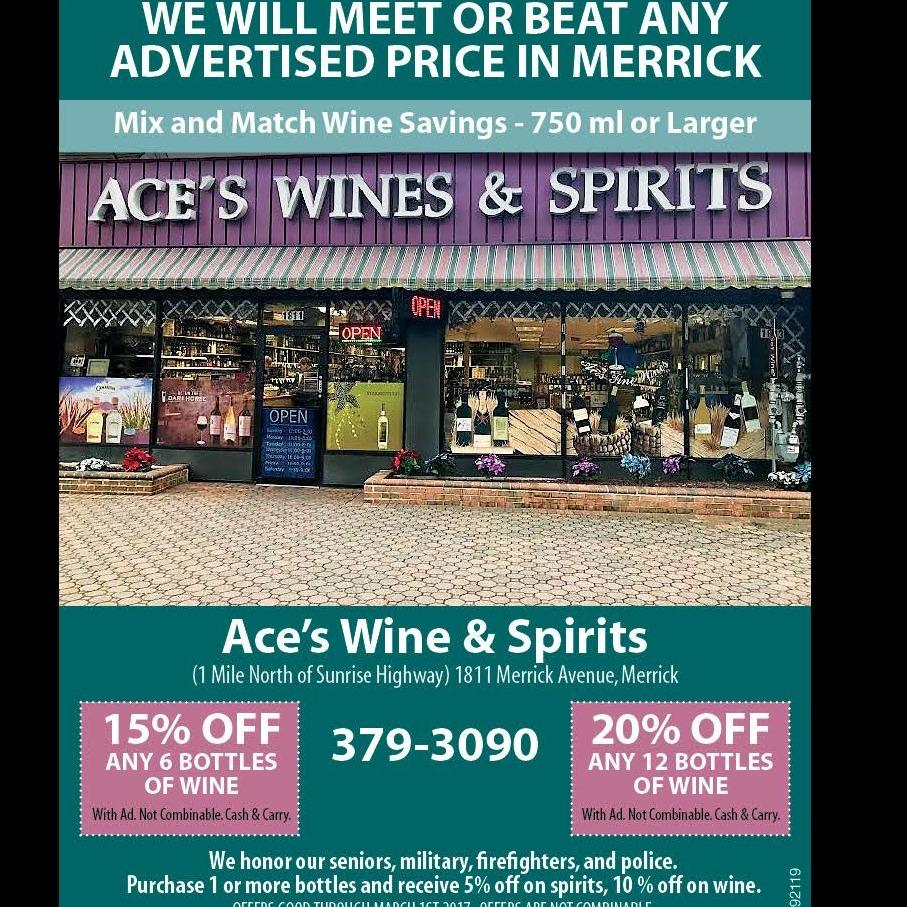 Ace's Wines & Spirits of Merrick NY 11566 image 4