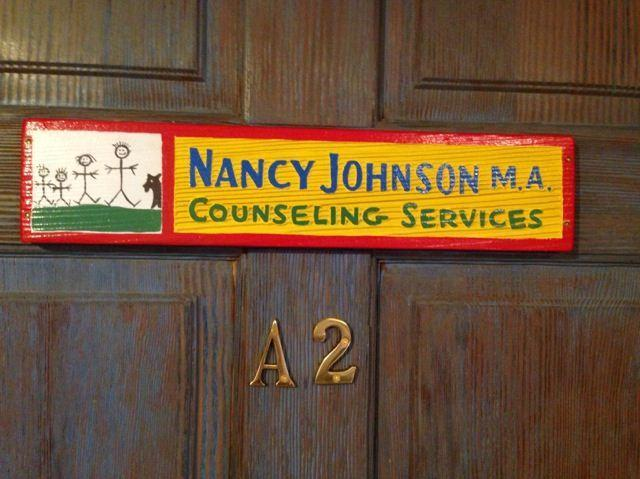 Nancy Johnson Counseling - ad image