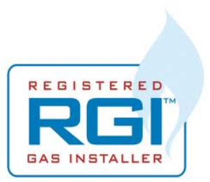 RS Plumbing & Heating RGI - Registered Gas Installer