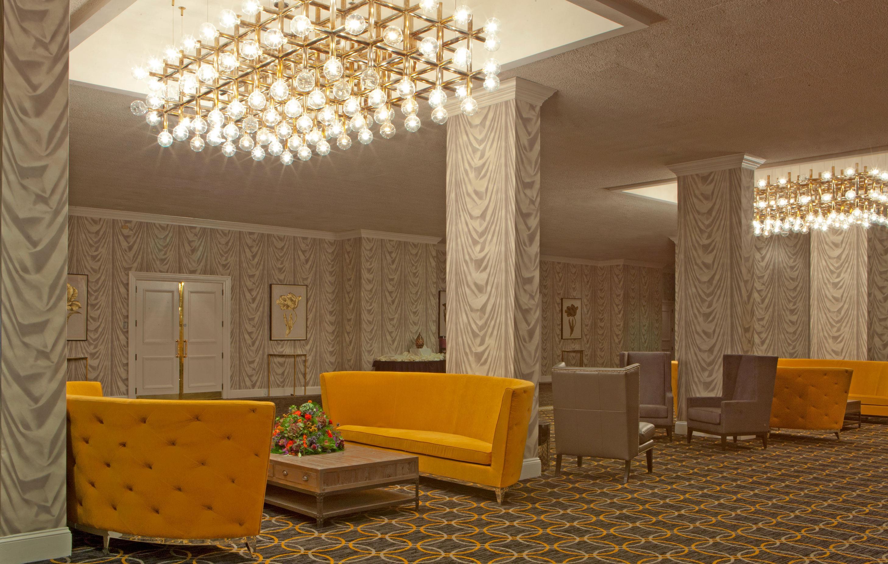 Cruciform Foyer Seminar Room : Le méridien charlotte nc business directory