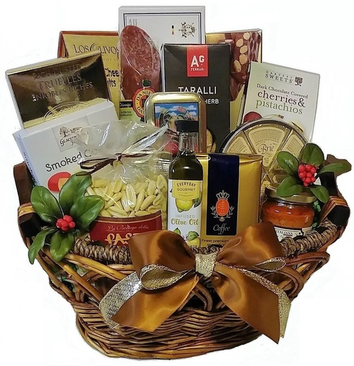 Goldspan Gift Baskets image 1