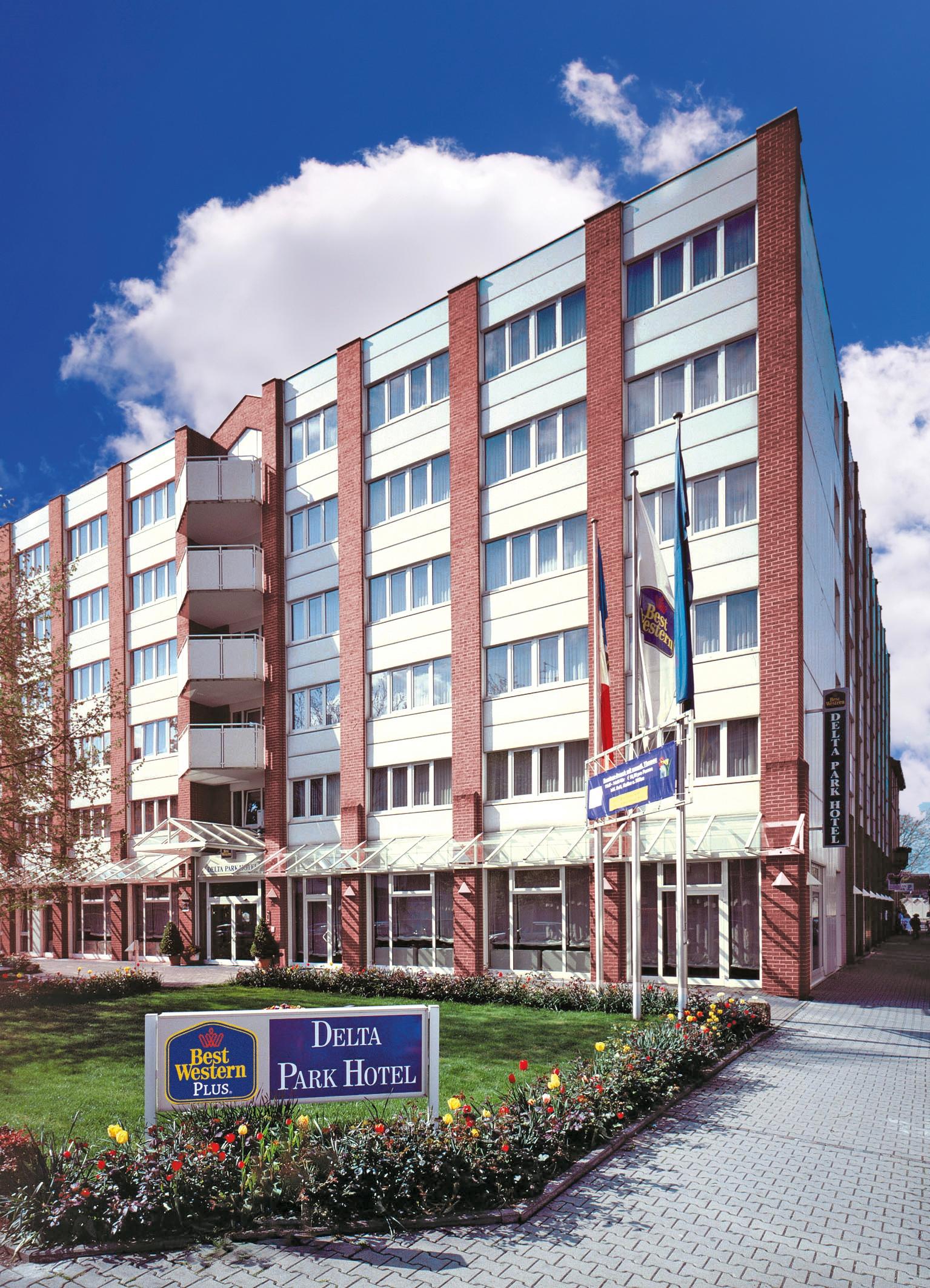 Best western plus delta park hotel hotels hotels for Designhotel mannheim