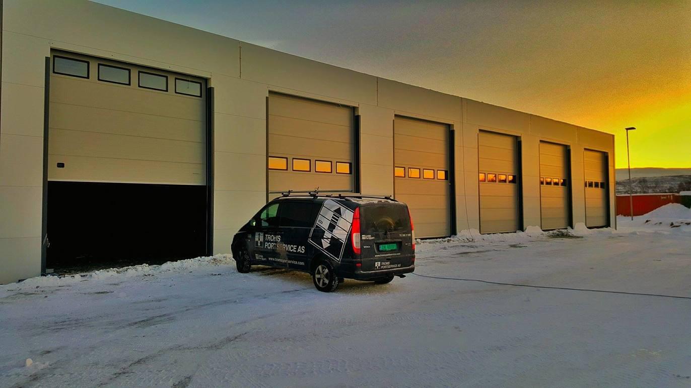 Troms portservice AS