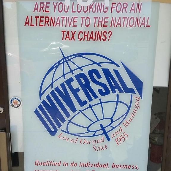 Universal Tax Service