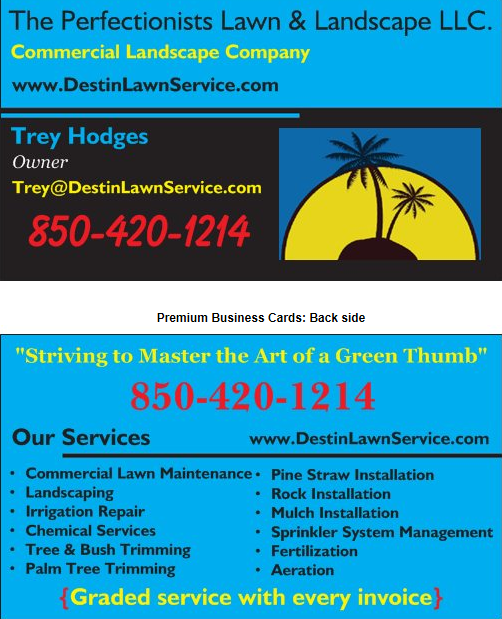 The Perfectionists Lawn and Landscape LLC. image 1