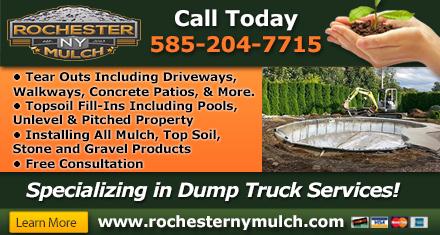 Rochester NY Mulch image 0
