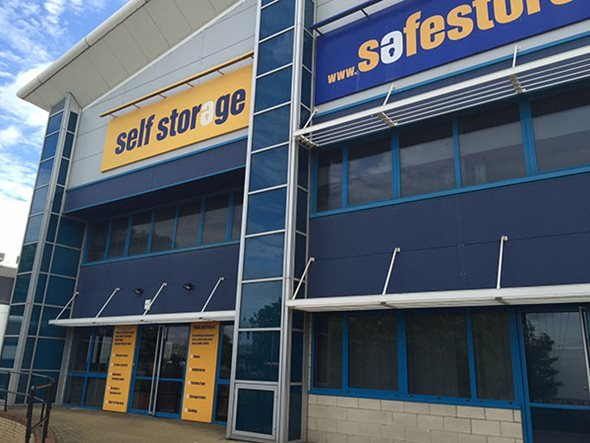 Safestore self storage charlton storage facilities for Storage charlton