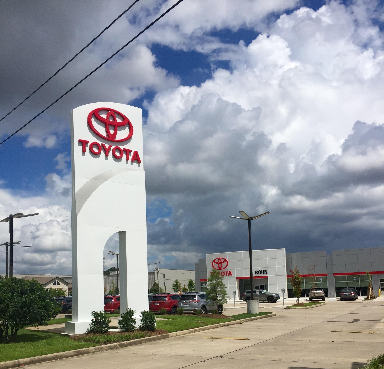 Bohn Toyota in Harvey, LA, photo #3