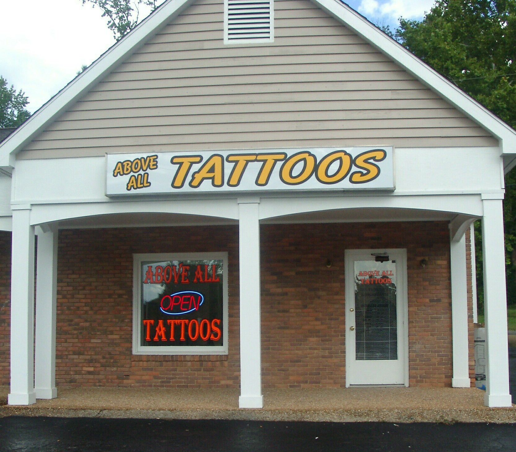 Above All Tattoos image 39