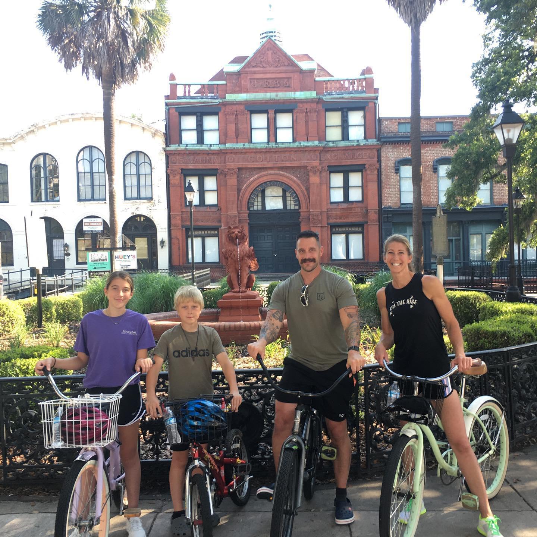 Savannah Bike Tours