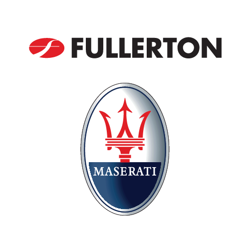 Fullerton Maserati