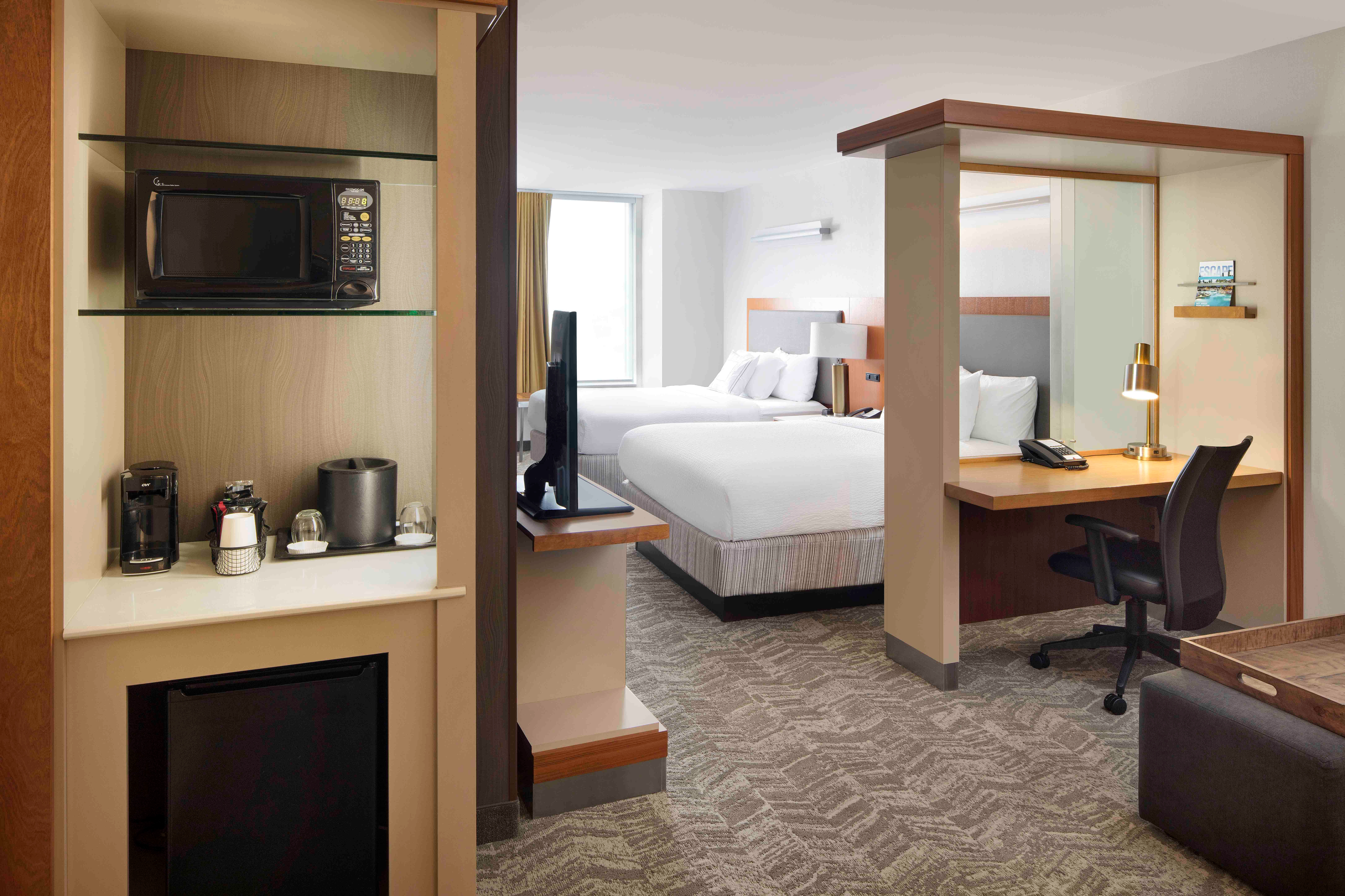 SpringHill Suites by Marriott Indianapolis Downtown image 16