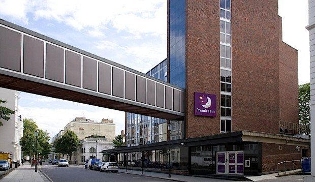 Premier Inn London Kensington Earl's Court