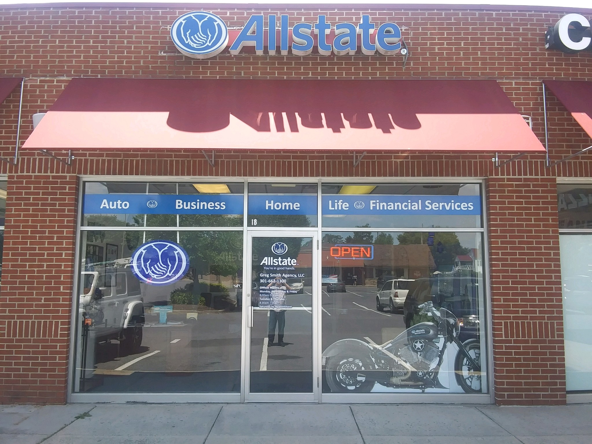 Greg Smith: Allstate Insurance image 1
