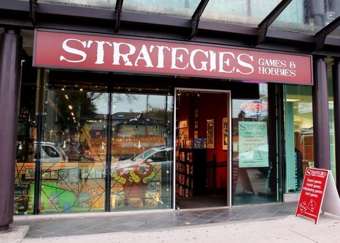 Strategies Games & Hobbies in Vancouver