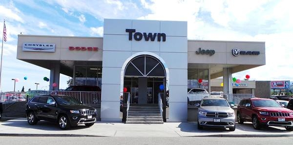 Town Chrysler Jeep Dodge Ram image 7