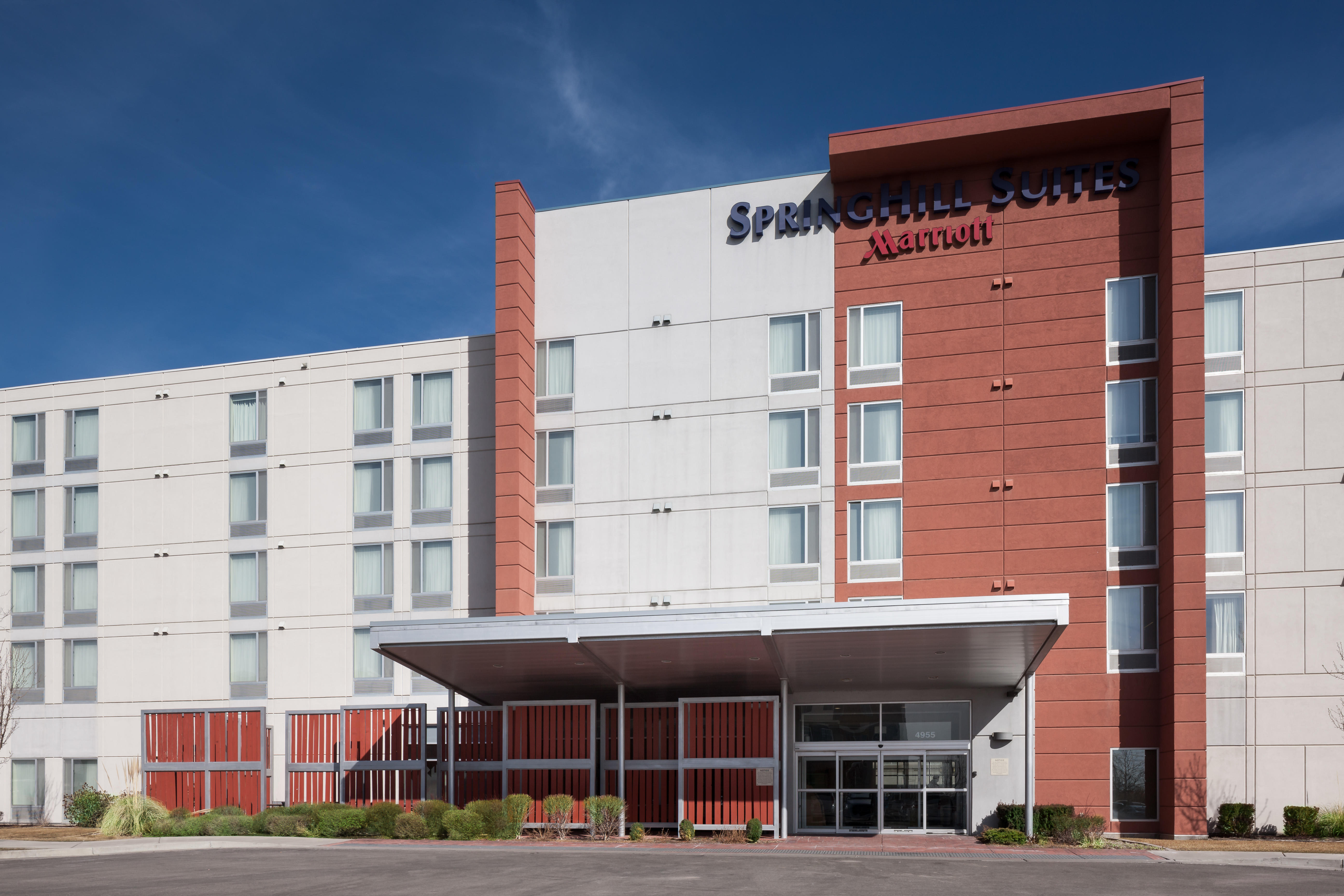 SpringHill Suites by Marriott Salt Lake City Airport image 0