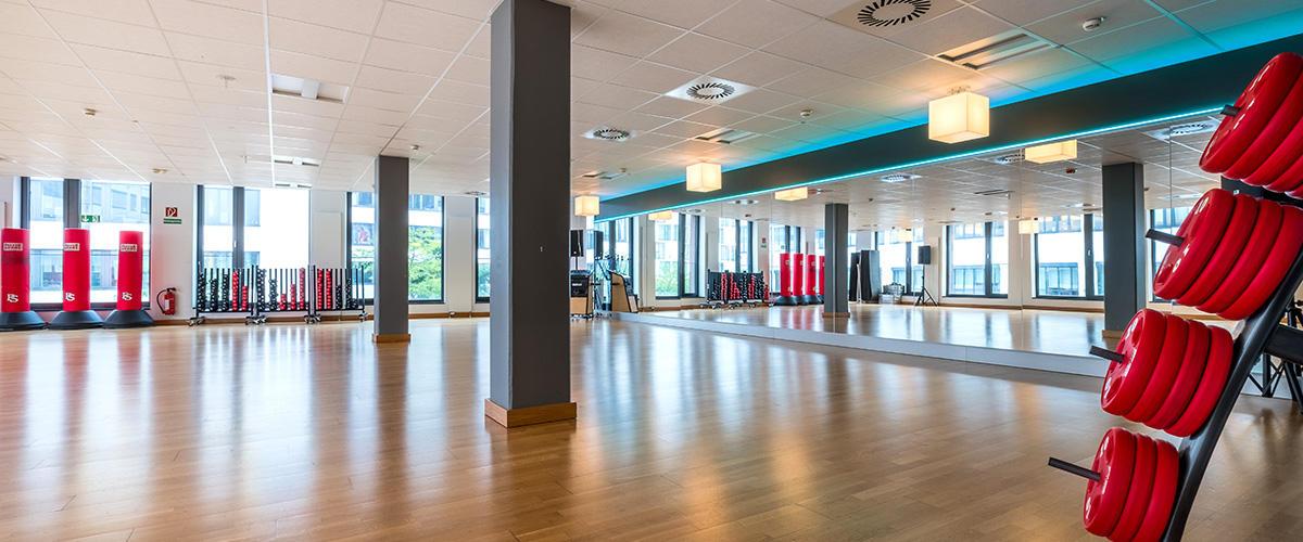 Fitness First Düsseldorf - Im Lighthouse