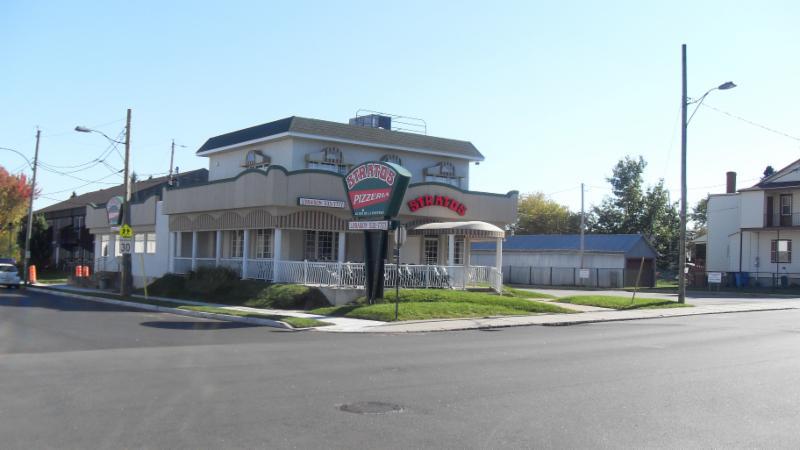 Pizzeria Stratos à Shawinigan