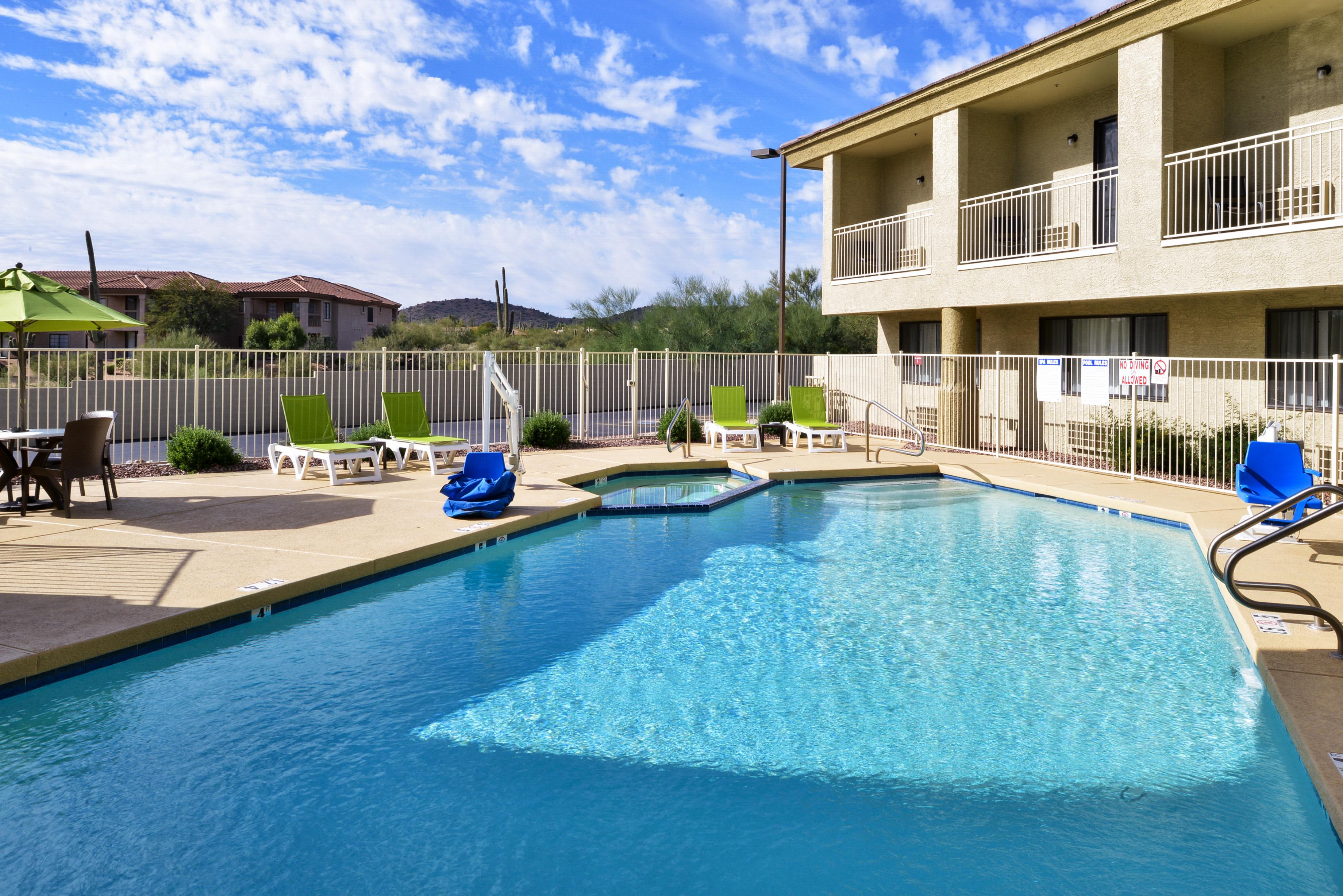 Comfort Inn Fountain Hills Scottsdale In Fountain Hills