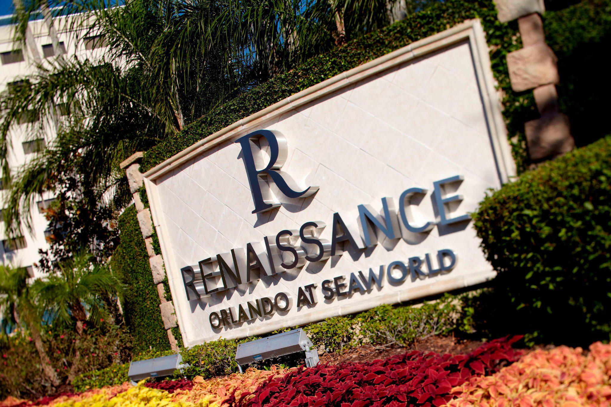 Renaissance Orlando at SeaWorld®