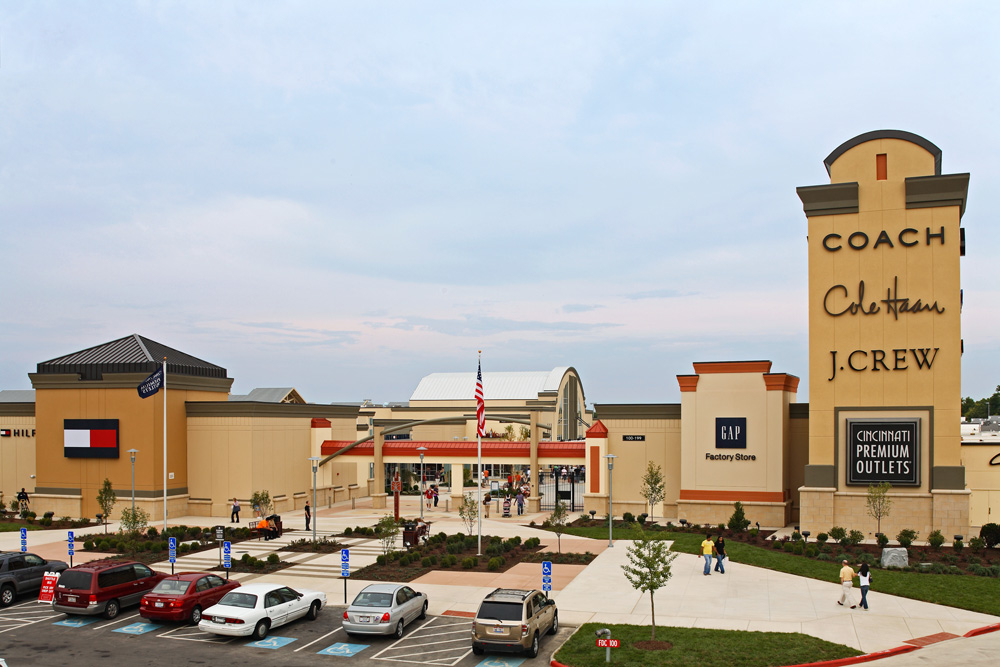 Tanger Outlets – Jeffersonville is an outlet shopping mall featuring an exciting collection of brand name retailers including Williams Sonoma, Kate Spade, Pottery Barn Outlet and more. Located just off I near Cincinnati, Columbus and Dayton, the outlet mall is within a short drive of can't-miss tourist attractions including.