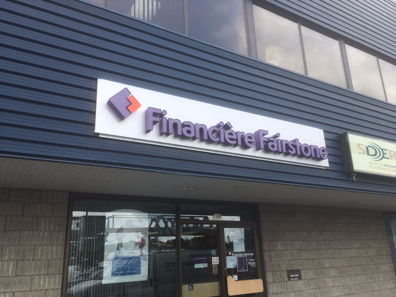 Fairstone, formerly CitiFinancial® à Thetford Mines