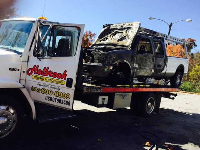Holbrook Towing image 5