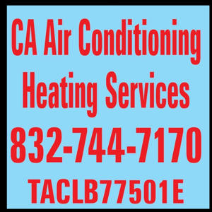 CA Air Condition Services
