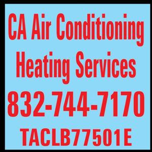 CA Air Condition Services