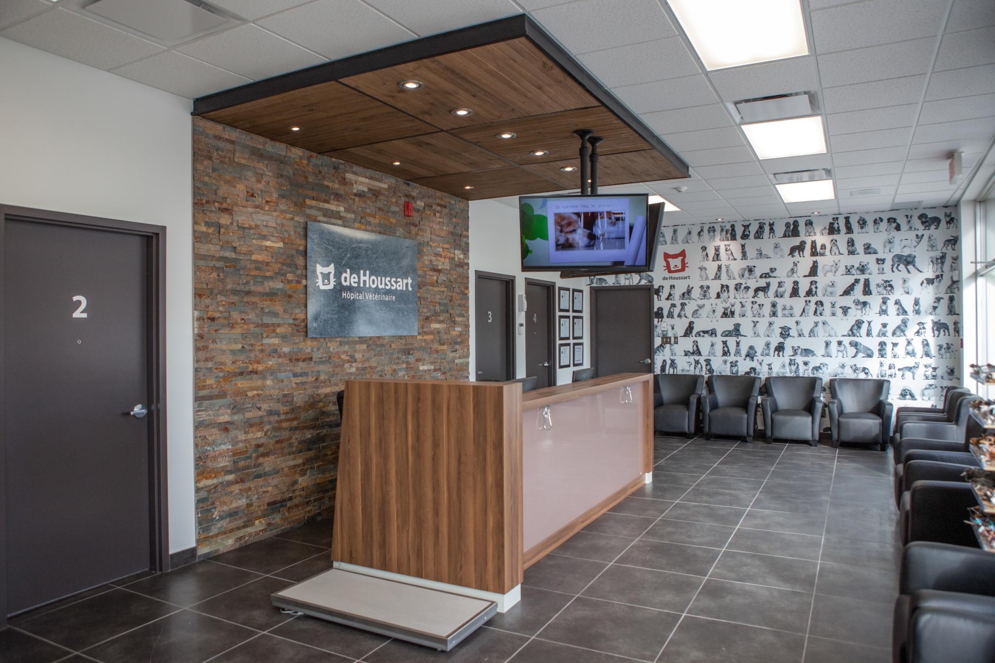 Hôpital Vétérinaire De Houssart à Trois-Rivières