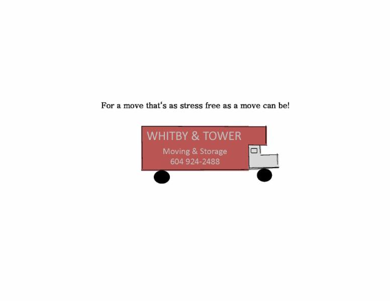 Whitby & Tower Moving