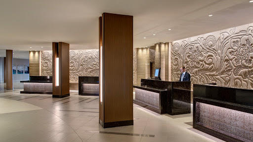 Houston Airport Marriott at George Bush Intercontinental image 0