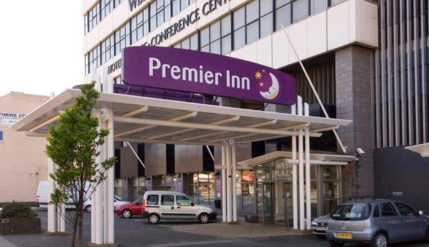 Premier Inn West Bromwich Central