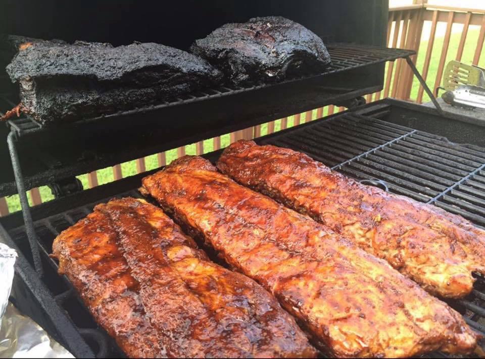 The Meat Sweats BBQ