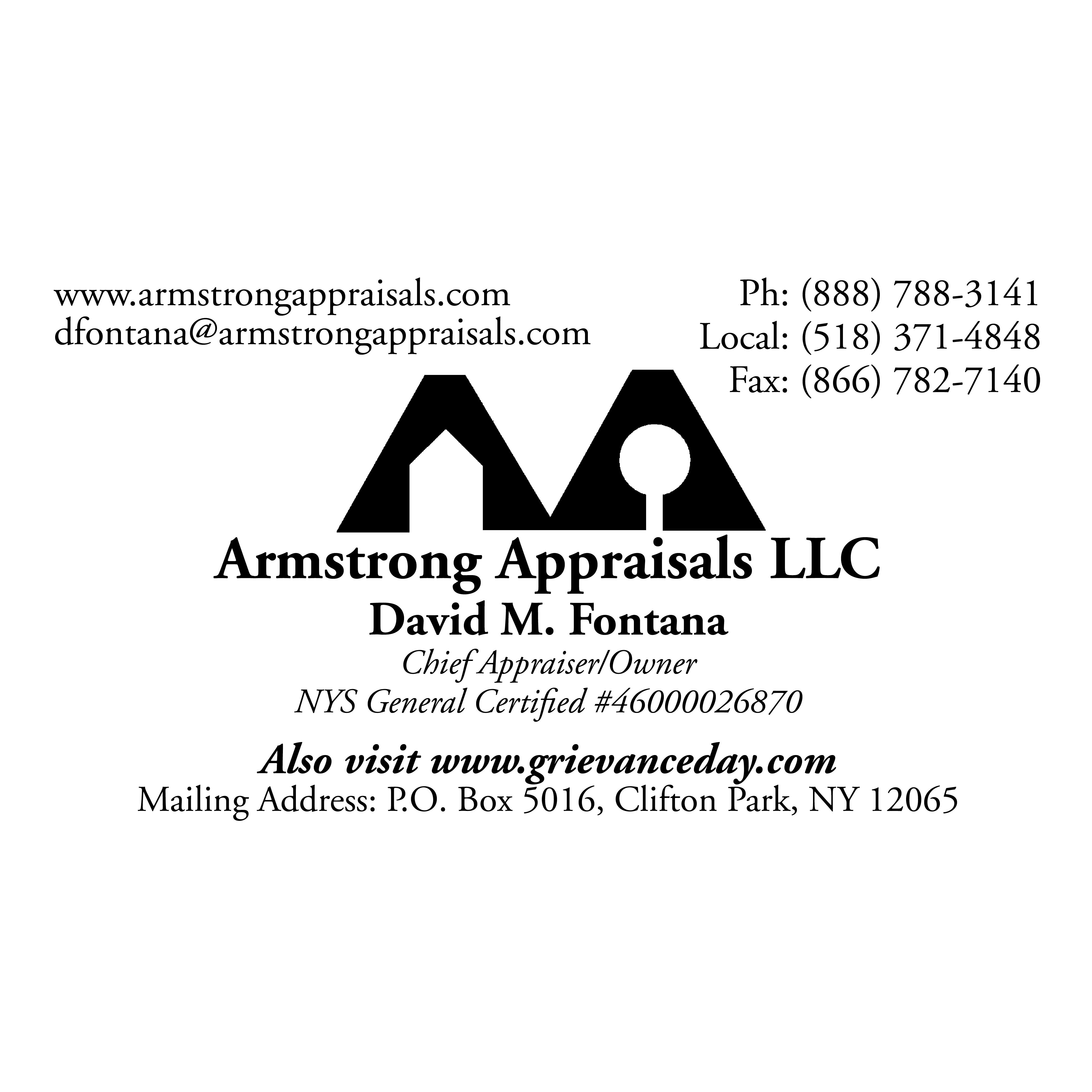 Armstrong Appraisals, LLC