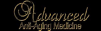 Advanced Anti-Aging Medicine