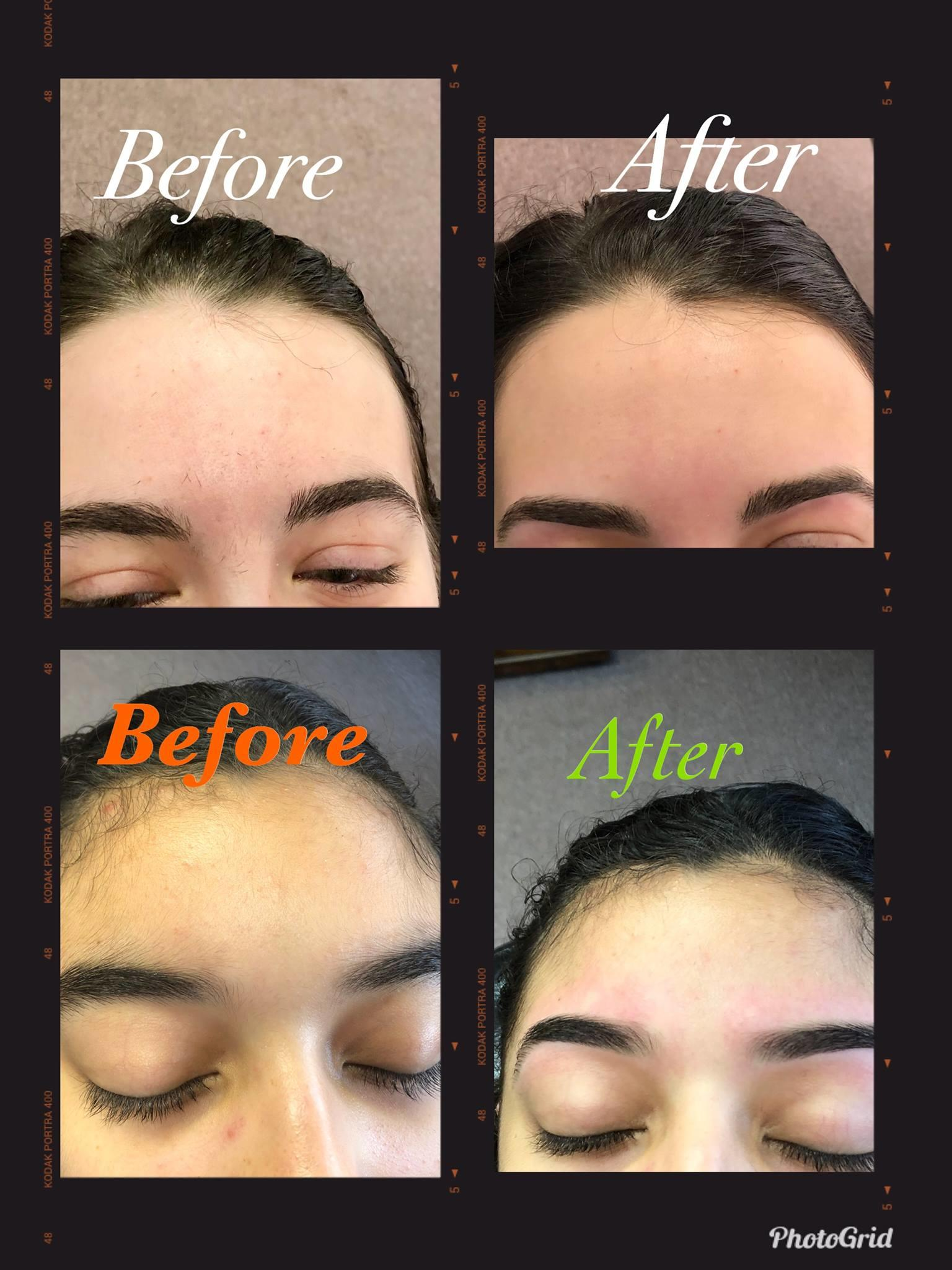 Impressive Eyebrows Threading/Waxing B (by the University of West Georgia) image 0