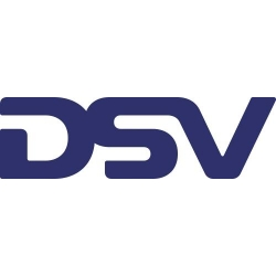 DSV Transport AS Tartu kontor logo