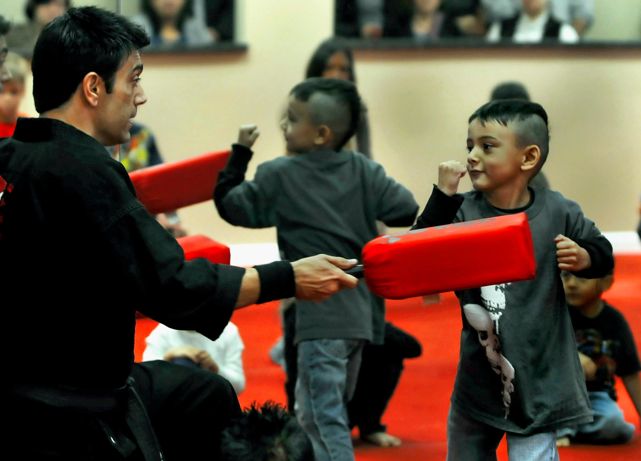 Red Dragon Karate San Dimas image 2