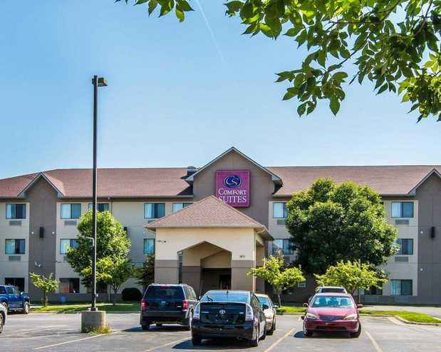 Comfort Suites In Council Bluffs Ia 51501 Citysearch