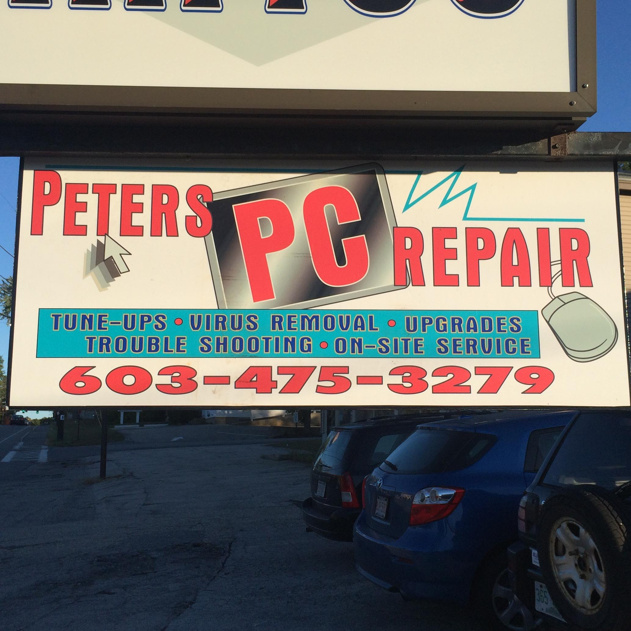 Peters' PC Repair - Derry, NH 03038 - (603)553-0807 | ShowMeLocal.com