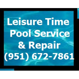 Leisure Time Pool Service & Repair