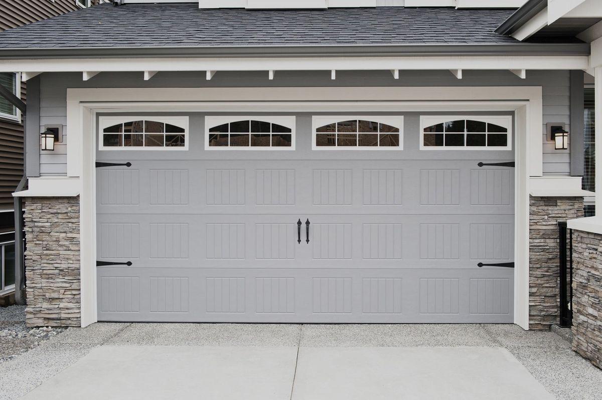 speedy garage door image 1