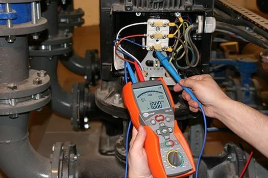 SAVIS - Pomiary Elektryczne